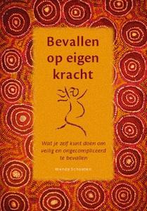 Omslag zwangerschapsboek bevallen op eigenkracht - Wendy Schouten